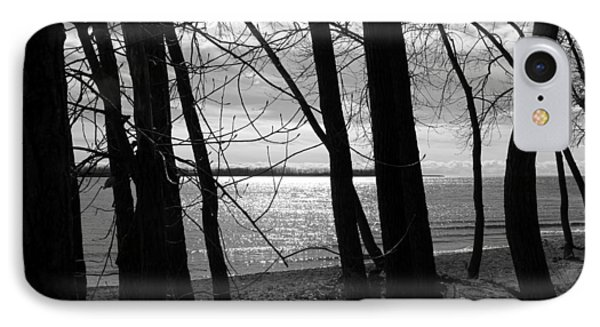IPhone Case featuring the photograph Romantic Lake by Valentino Visentini