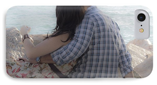 Romantic Whispers IPhone Case