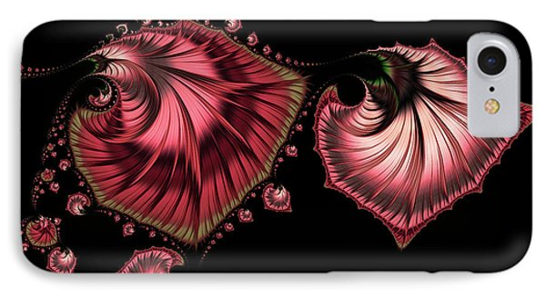 Romantically Jewelled Abstract IPhone Case