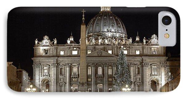 Rome Vatican IPhone Case by Joana Kruse