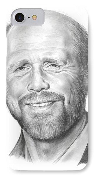 Ron Howard IPhone Case