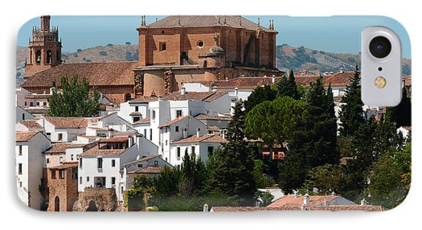 Ronda. Andalusia. Spain Phone Case by Jenny Rainbow