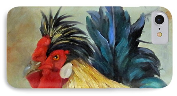 IPhone Case featuring the painting Roo by Cheri Wollenberg