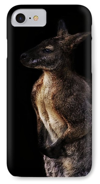 Roo IPhone Case by Martin Newman