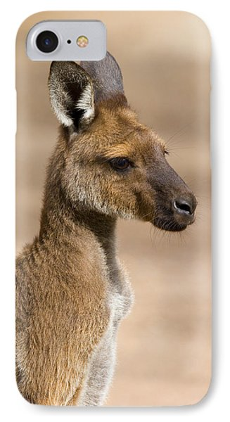 Roo Portrait IPhone Case