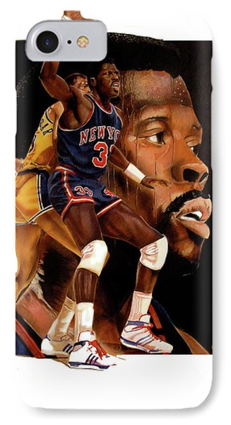 Rookie Faces Idol IPhone Case by Dwayne Lester