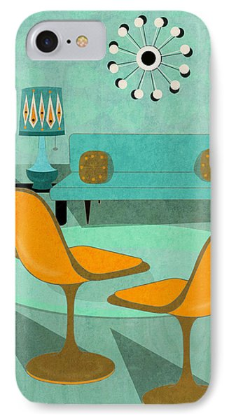 Room For Conversation IPhone Case by Little Bunny Sunshine