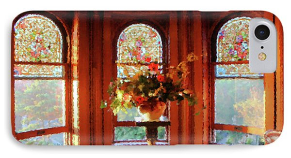 IPhone Case featuring the photograph Room With A View by Kristin Elmquist