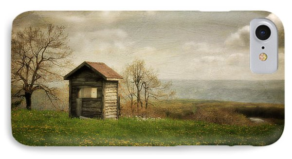 Room With A View Phone Case by Lois Bryan