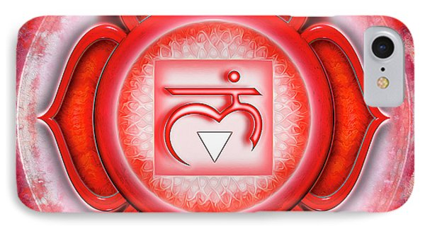 Root Chakra - Series 5 IPhone Case