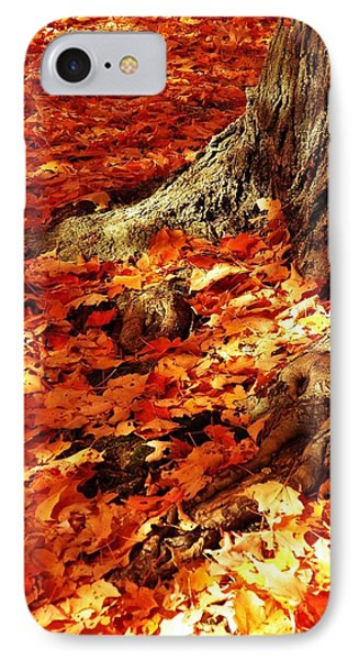 Rooted In New England IPhone Case