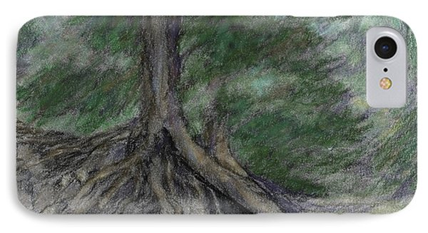 Roots 1 Colorized IPhone Case