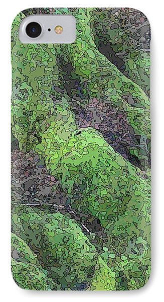 Roots Of The Ages Phone Case by Tim Allen