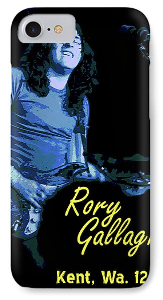 Rory In Kent Phone Case by Ben Upham