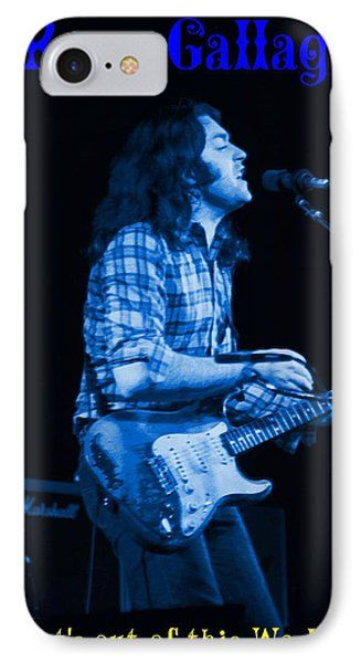Rory Out Of This World Phone Case by Ben Upham