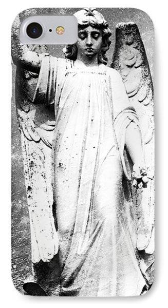 Roscommon Angel No 2 IPhone Case by Teresa Mucha