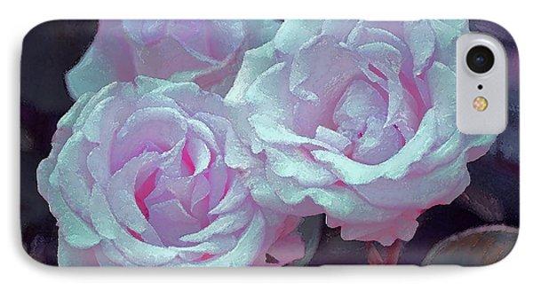 Rose 118 IPhone Case by Pamela Cooper
