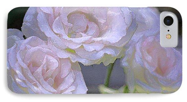 Rose 120 IPhone Case by Pamela Cooper