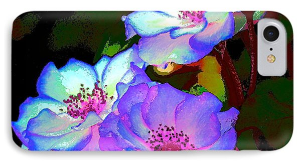 Rose 127 IPhone Case by Pamela Cooper