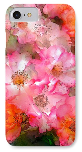 Rose 140 IPhone Case by Pamela Cooper