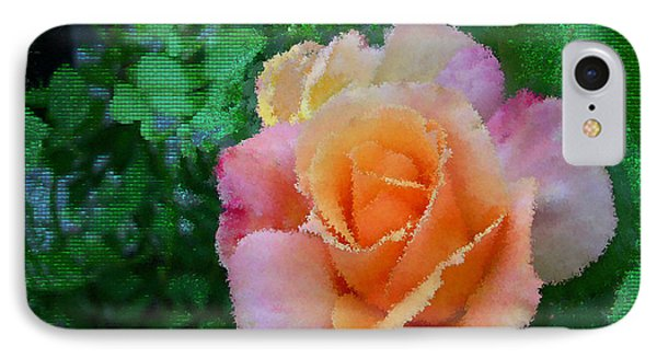 IPhone Case featuring the photograph Rose by Bonnie Willis