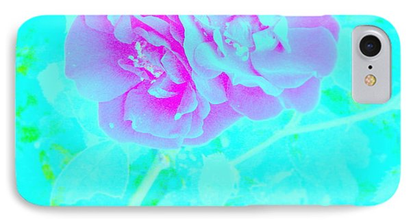 IPhone Case featuring the photograph Rose Colored Dream by Greg Moores