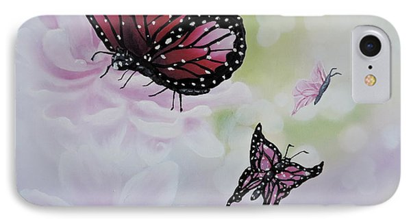 Rose Colored Glasses IPhone Case by Dianna Lewis