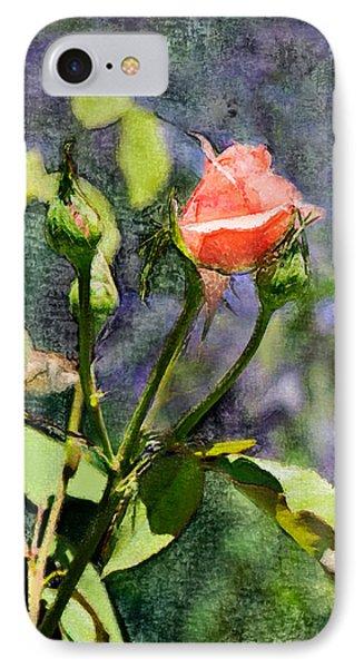 Rose Elegance Art IPhone Case