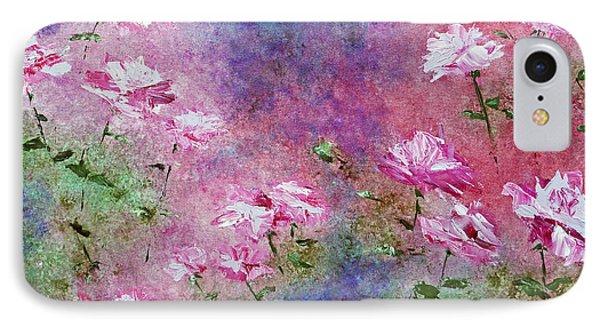 Rose Garden IPhone 7 Case