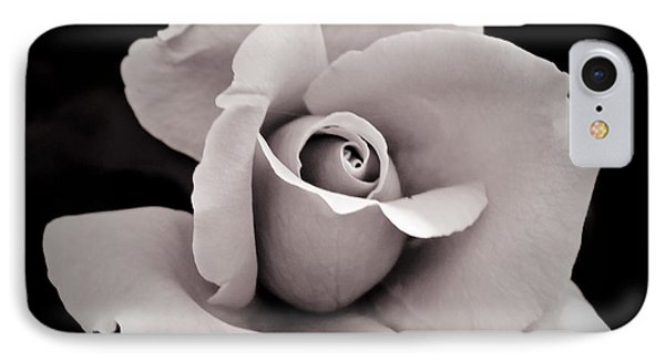 Rose IPhone Case by Hitendra SINKAR