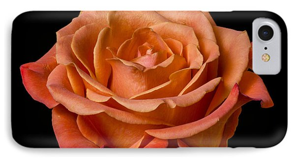 Rose IPhone Case by Jim Hughes