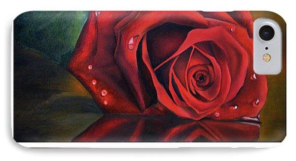 Rose Love IPhone Case by Deepak Deshmukh