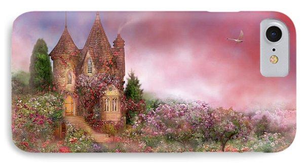 Rose Manor IPhone Case