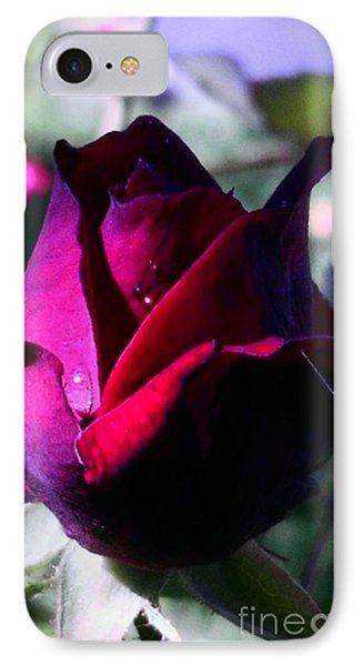 Rose Of Love IPhone Case