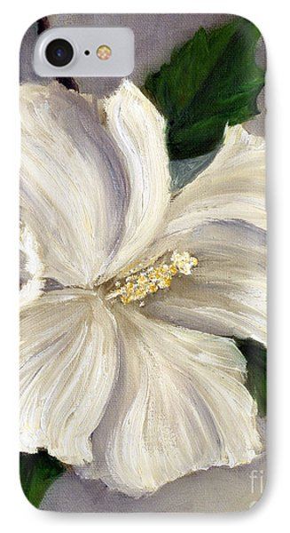 Rose Of Sharon Diana IPhone Case by Randy Burns