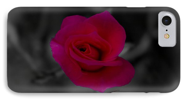 Rose Of Solitude IPhone Case