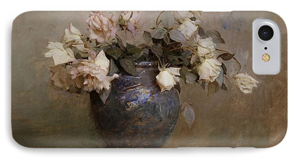 Roses IPhone Case by Abbott Handerson Thayer