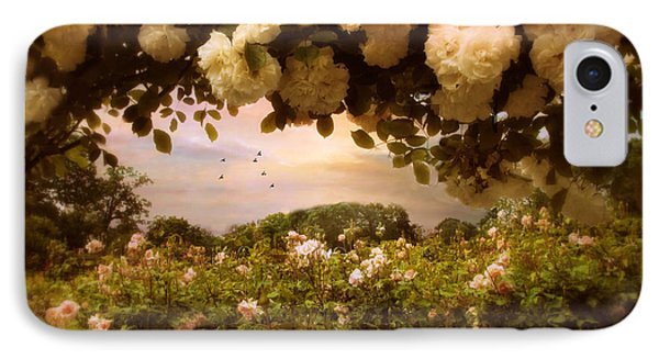 Roses Abound IPhone Case by Jessica Jenney
