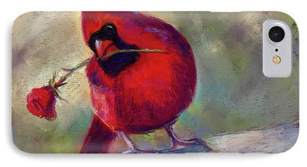 Roses Are Red And So Am I  IPhone Case by Billie Colson