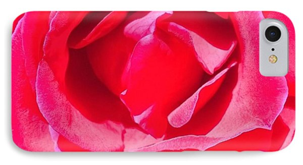 #roses Are #red ...#violets Are #blue IPhone Case by Shari Warren
