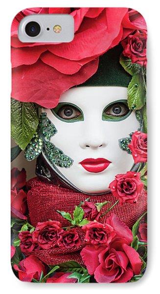Roses II IPhone Case by Stefan Nielsen