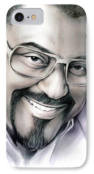 Rosey Grier IPhone Case by Greg Joens