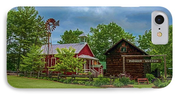 Rosholt Pioneer Park IPhone Case