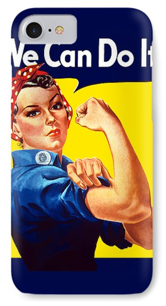Rosie The Rivetor Phone Case by War Is Hell Store