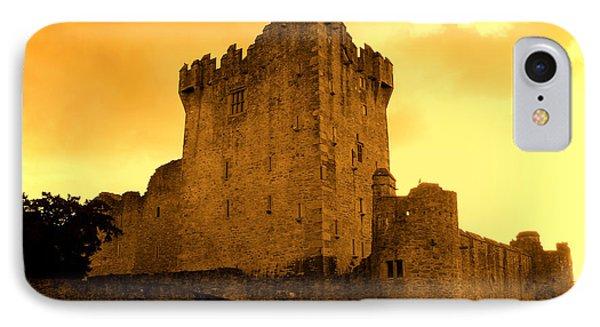 Ross Castle Phone Case by Aidan Moran