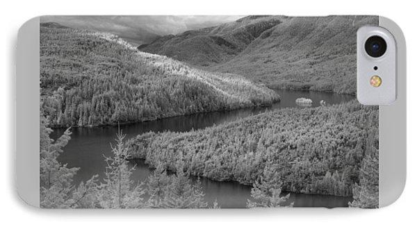 Ross Lake Ir 0503 IPhone Case