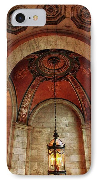 IPhone Case featuring the photograph Rotunda Ceiling by Jessica Jenney