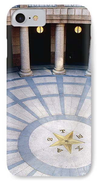 Rotunda In Texas State Capitol Phone Case by Jeremy Woodhouse