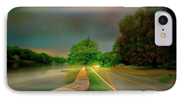 IPhone Case featuring the photograph Round The Bend by Diana Angstadt