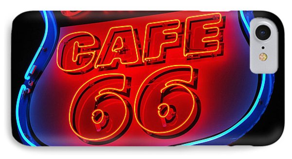 IPhone Case featuring the photograph Route 66 by Donna Greene